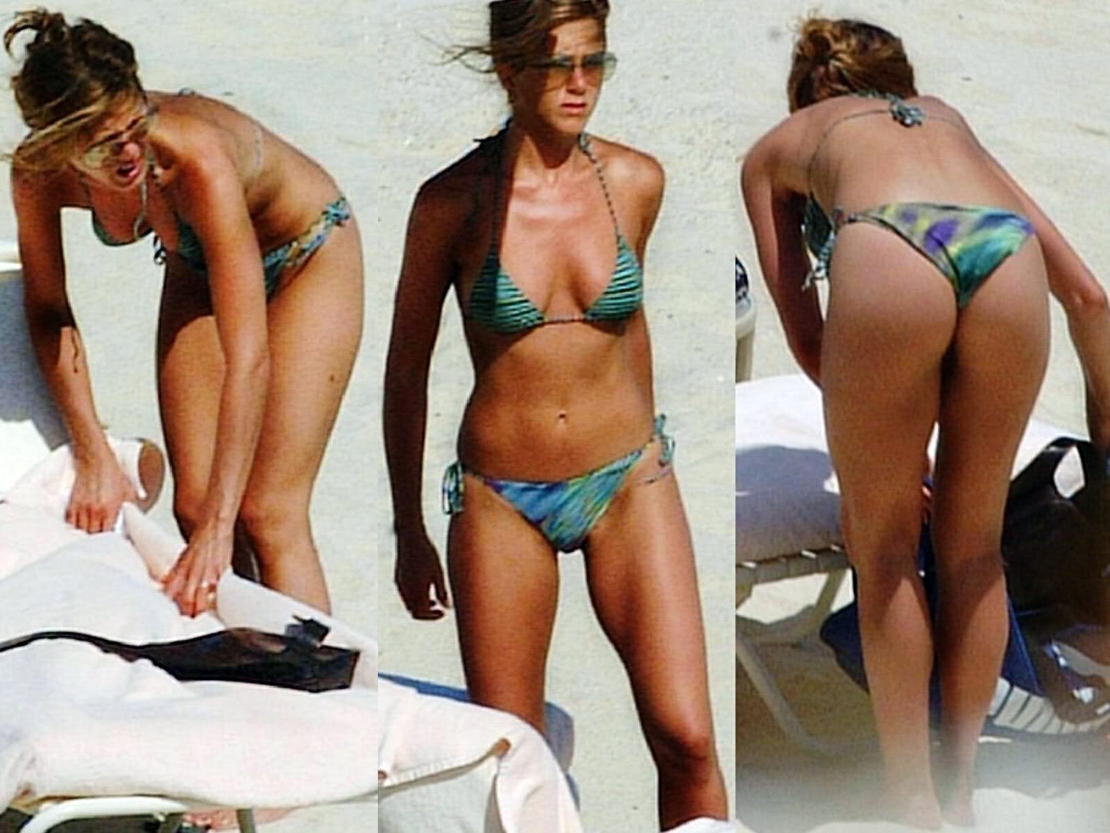 jennifer aniston bikini Hot Jennifer Aniston in Bikini