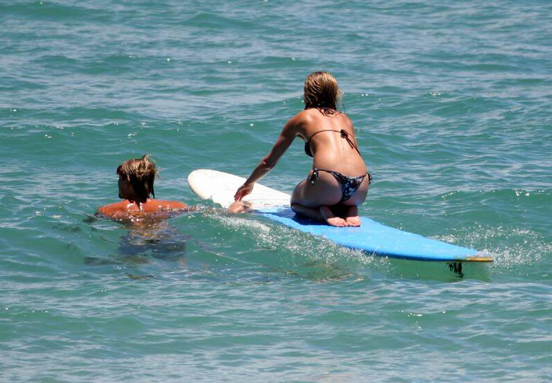jennifer aniston bikini12 Hot Jennifer Aniston in Bikini