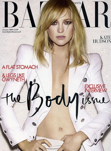 kate hudson5 Kate Hudson looks lovely in Magazines