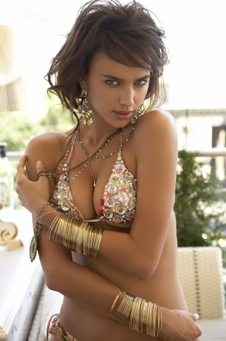 irina shayk14 Model Irina Shayk, Christiano Ronaldo`s Girlfriend