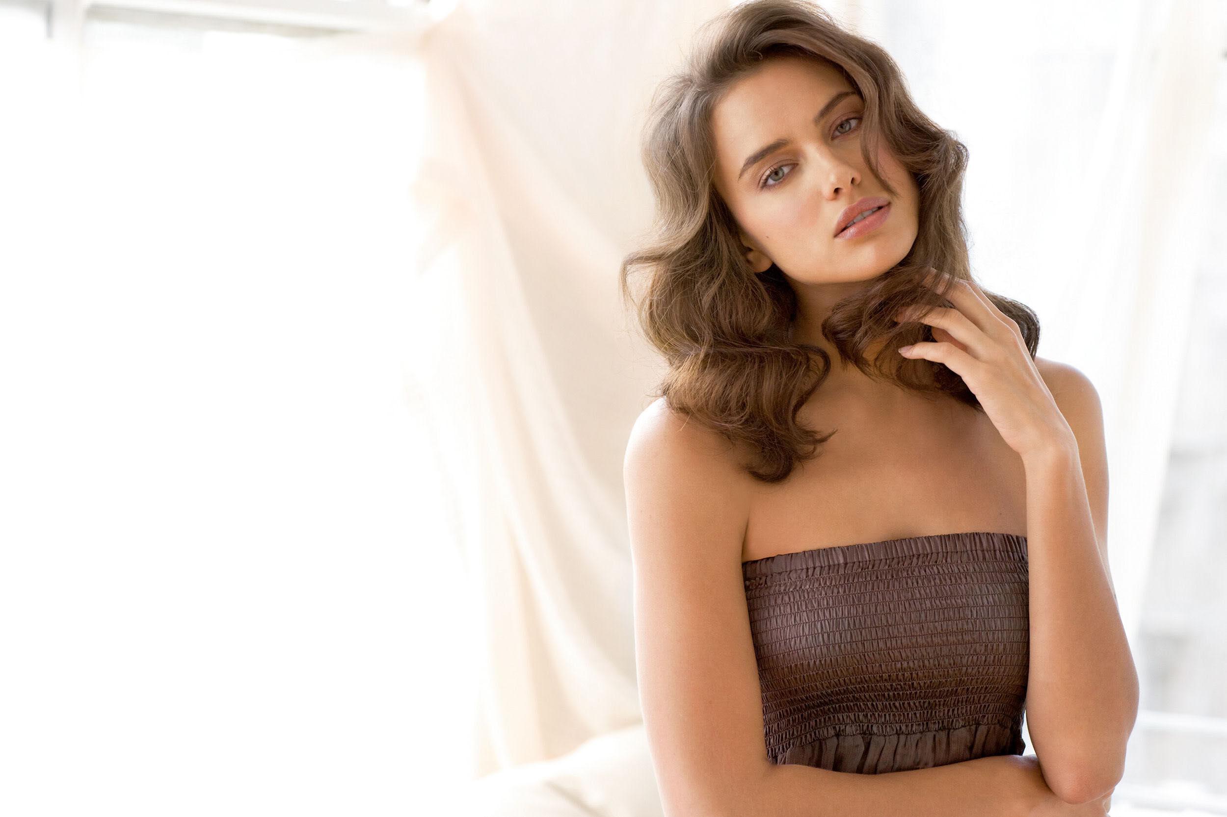 irina shayk2 Model Irina Shayk, Christiano Ronaldo`s Girlfriend