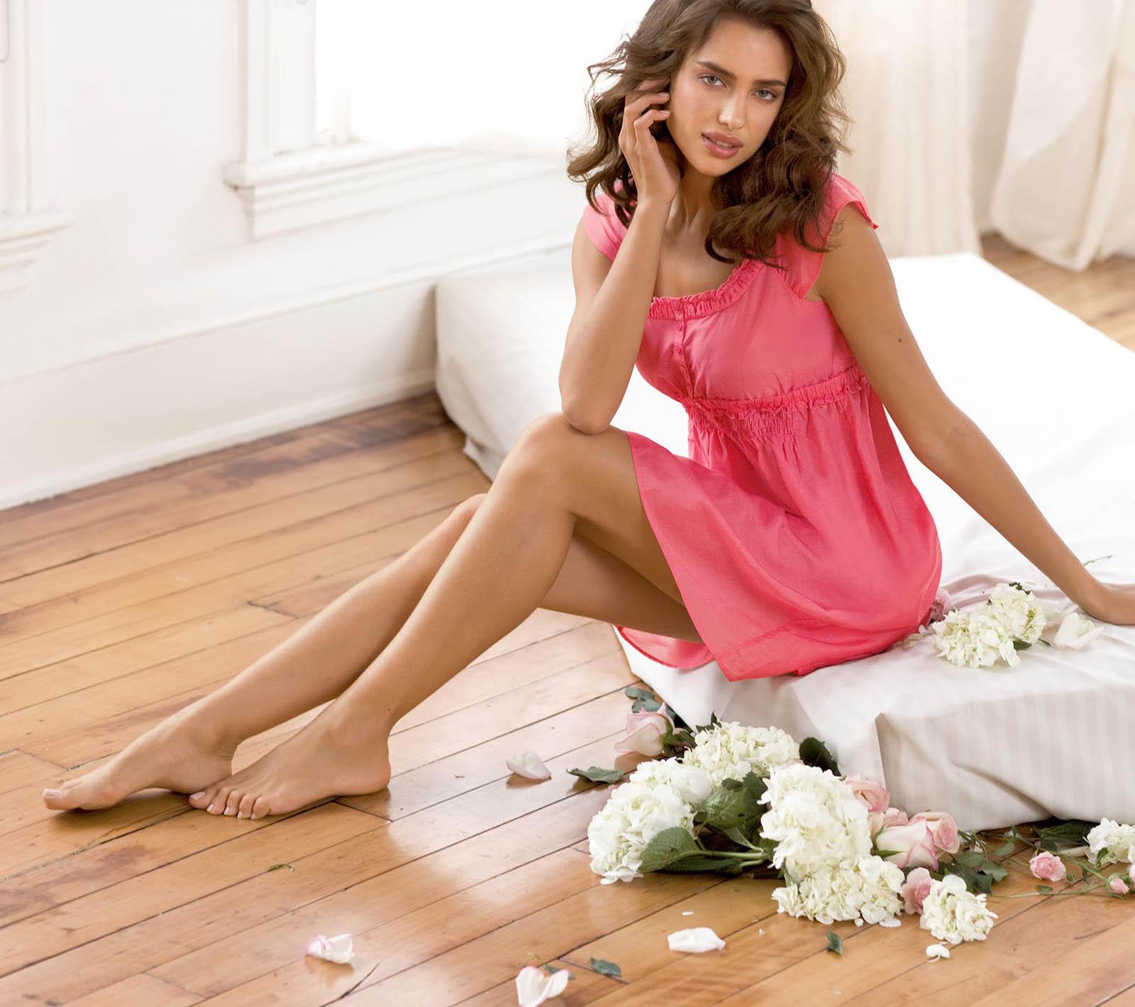 irina shayk3 Model Irina Shayk, Christiano Ronaldo`s Girlfriend