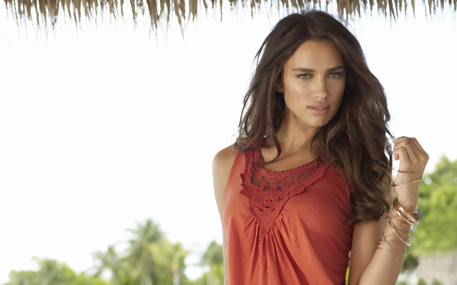 irina shayk8 Model Irina Shayk, Christiano Ronaldo`s Girlfriend