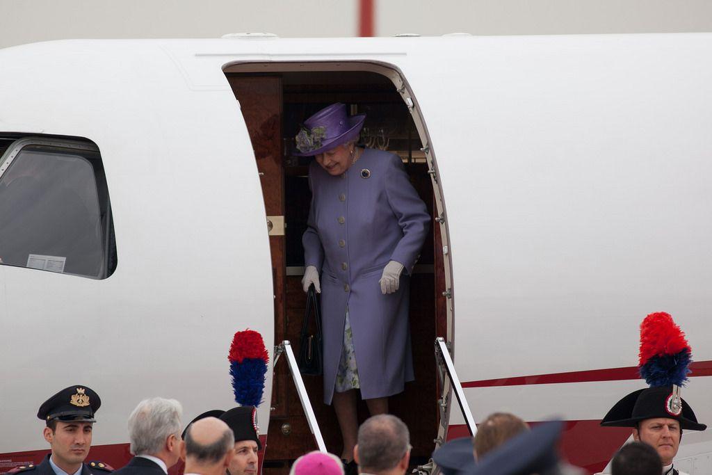 queen elizabeth2 The Queen Elizabeth II   A Royal visit to Rome