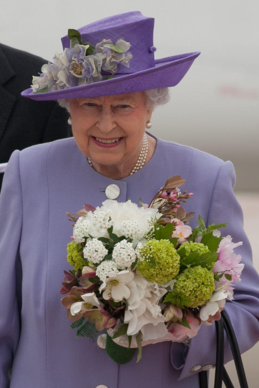 queen elizabeth4 The Queen Elizabeth II   A Royal visit to Rome