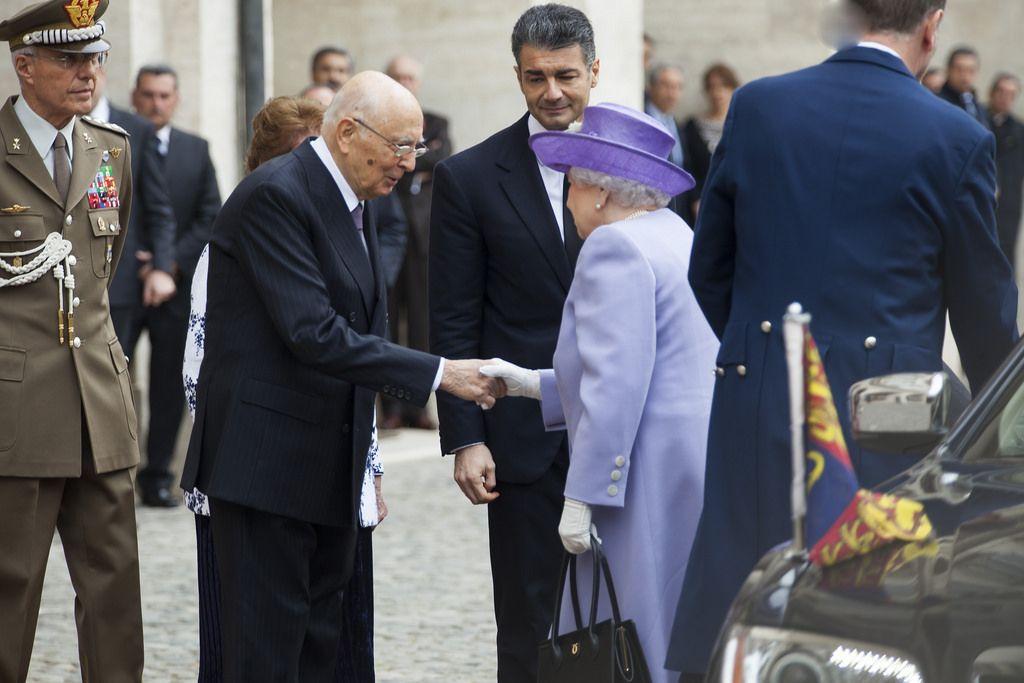 queen elizabeth6 The Queen Elizabeth II   A Royal visit to Rome