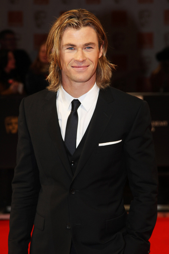 chris hemsworth1 Sex Symbol Chris Hemsworth