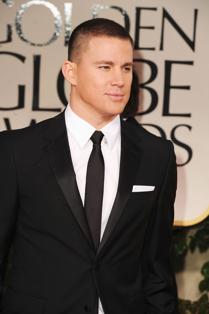 channing tatum4 Shirtless Channing Tatum Comes in Magic Mike Movie