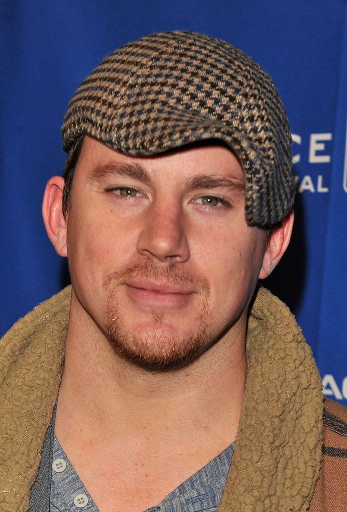 channing tatum5 Shirtless Channing Tatum Comes in Magic Mike Movie