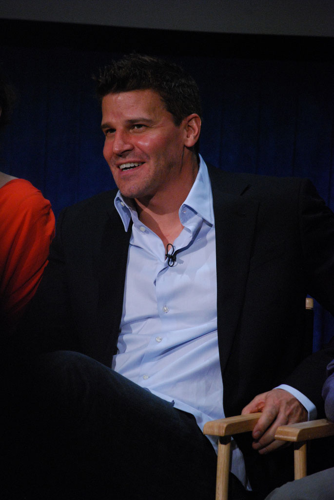 david boreanaz8 Special Agent Seeley Booth aka Bones Star David Boreanaz