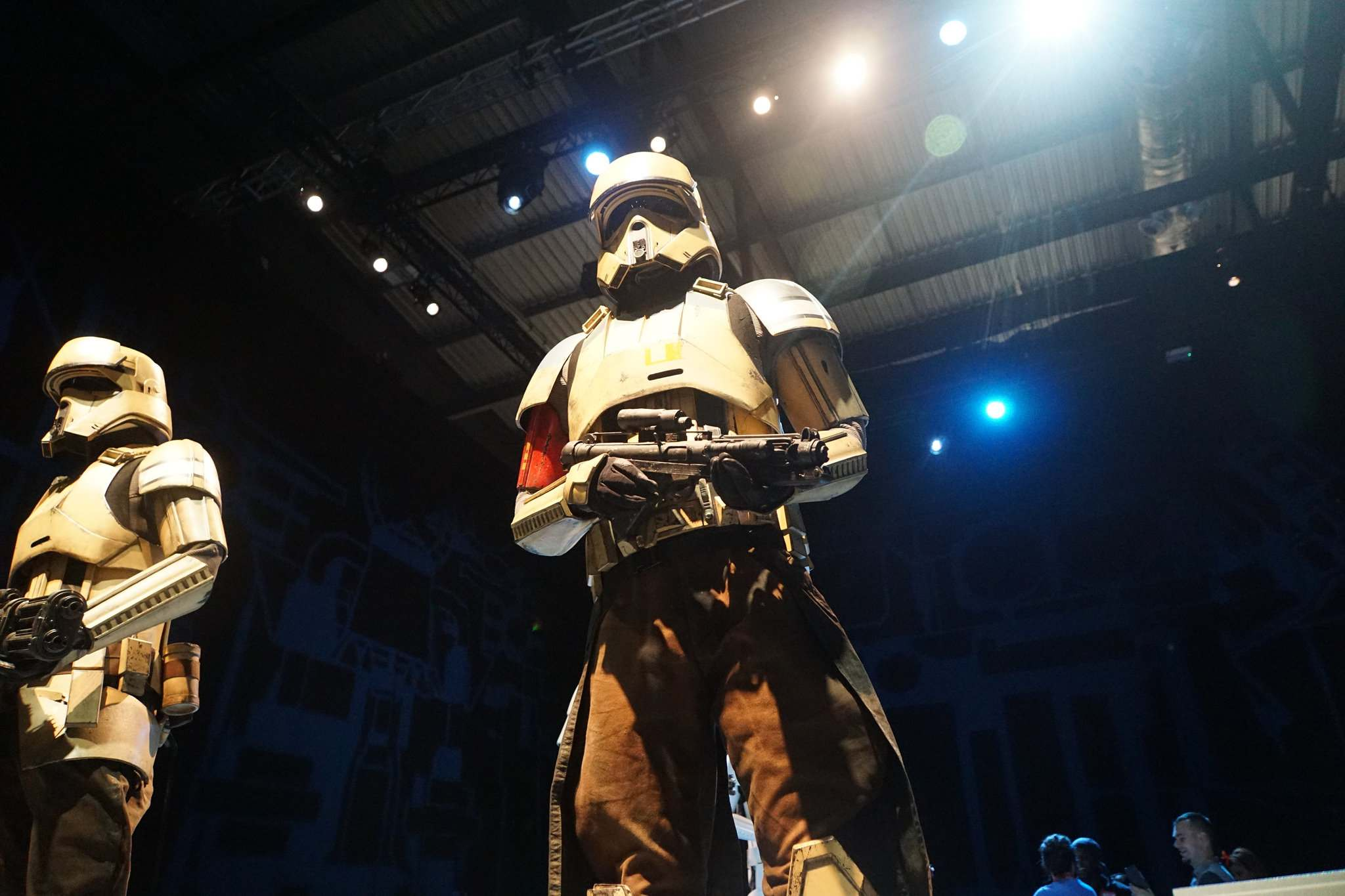 shore trooper6 Star Wars Rogue One Shore Trooper at Star Wars Celebration 2016