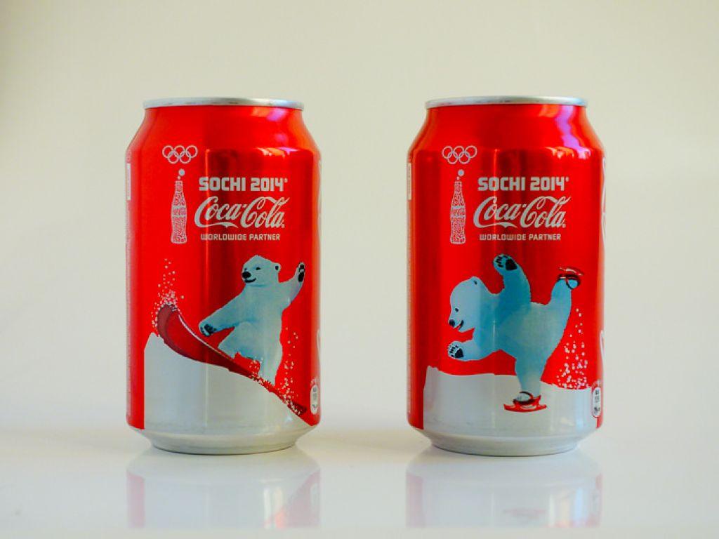 coca cola2 Coca Cola Sochi 2014 Cans