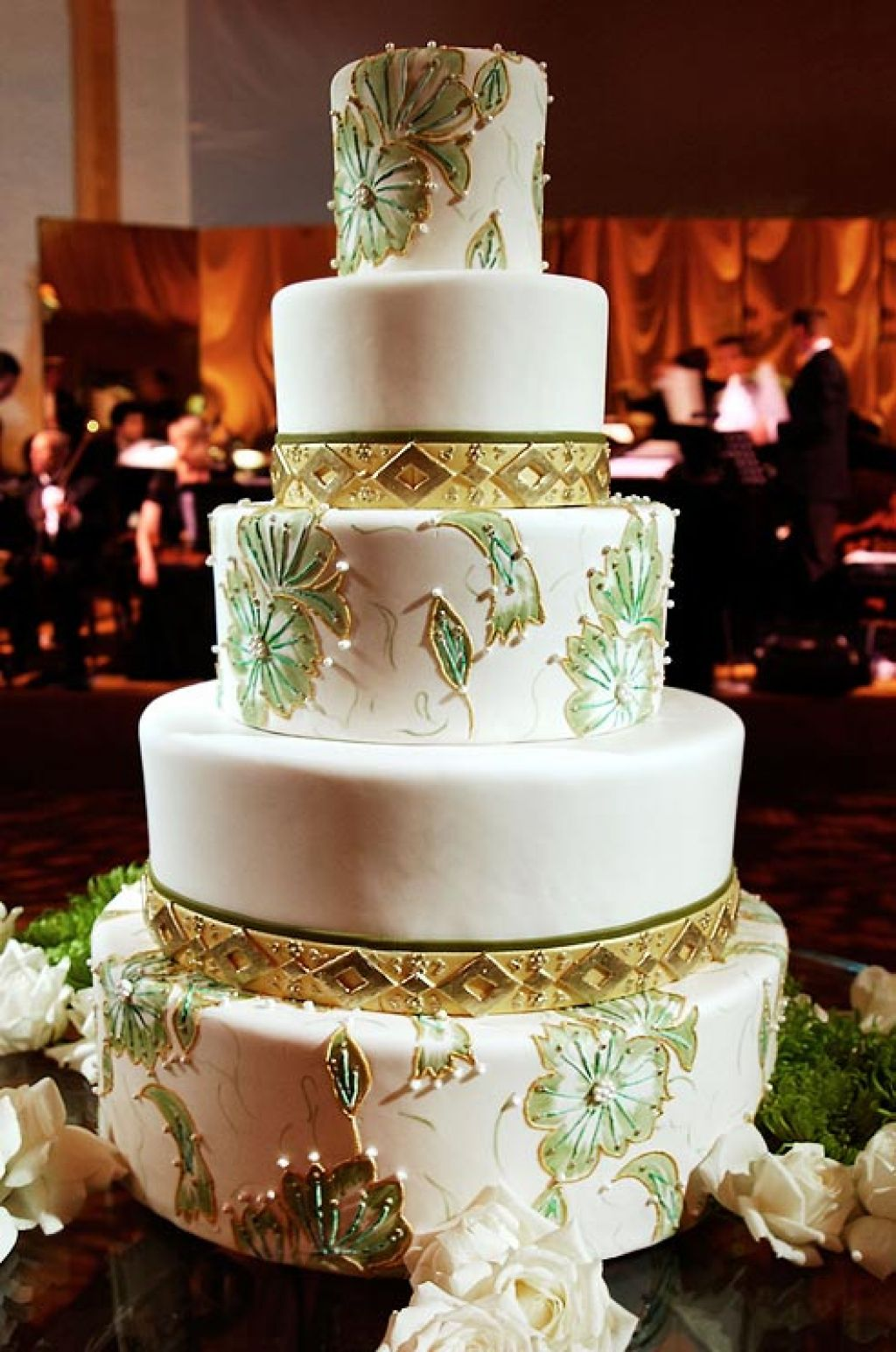 wedding cake1 Creative Wedding Cakes Inspiration