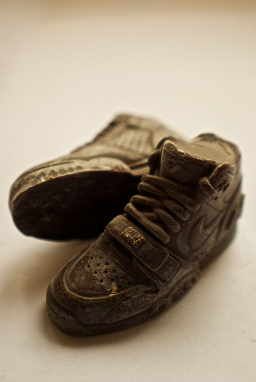 nike air1 Nike Air Shoes Made of Chocolate