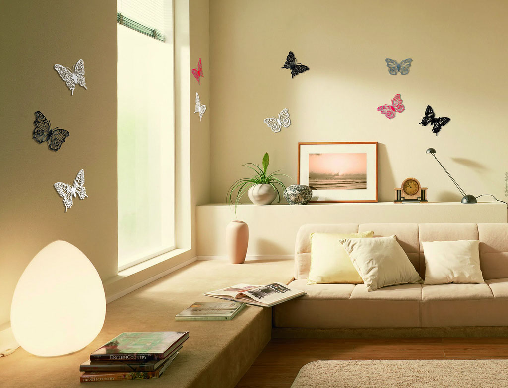 wall stickers12 Decorations Designed for Walls and Furniture