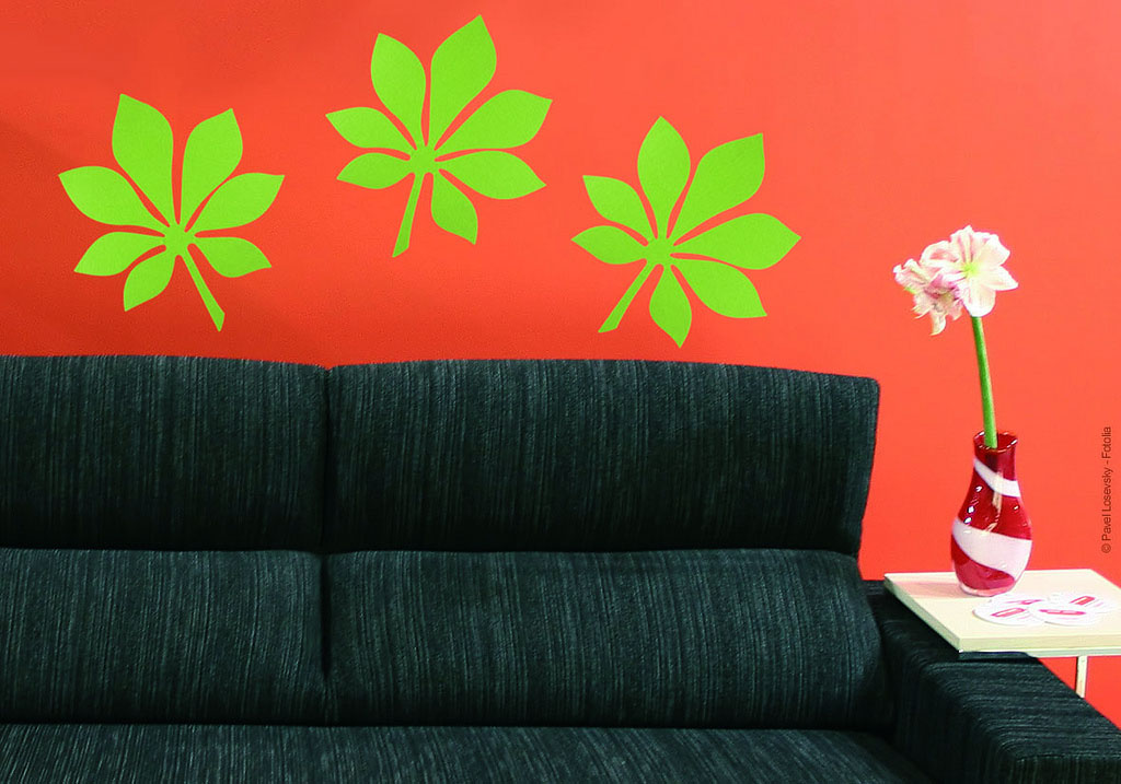 wall stickers16 Decorations Designed for Walls and Furniture