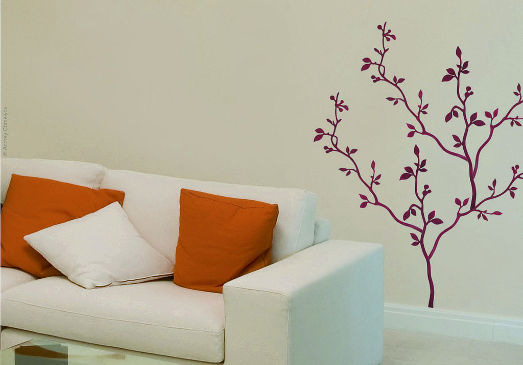 wall stickers7 Decorations Designed for Walls and Furniture