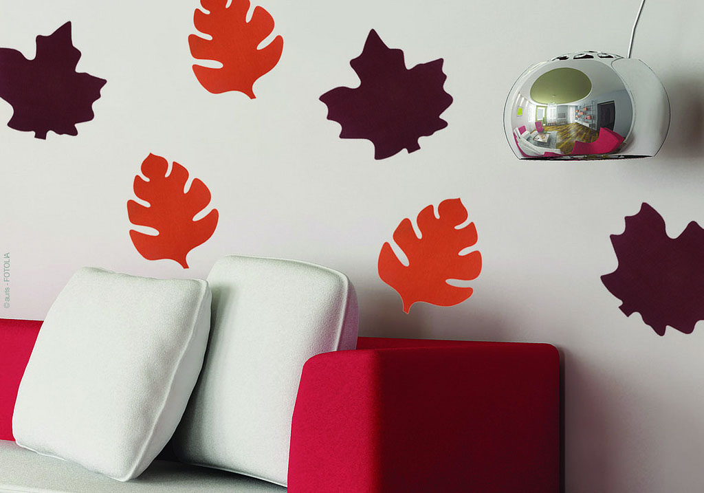 wall stickers9 Decorations Designed for Walls and Furniture