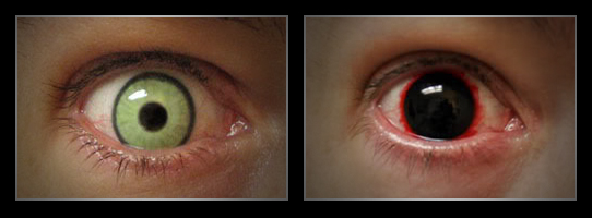 coloured contact lenses4 Fresh Look With Coloured Contact Lenses