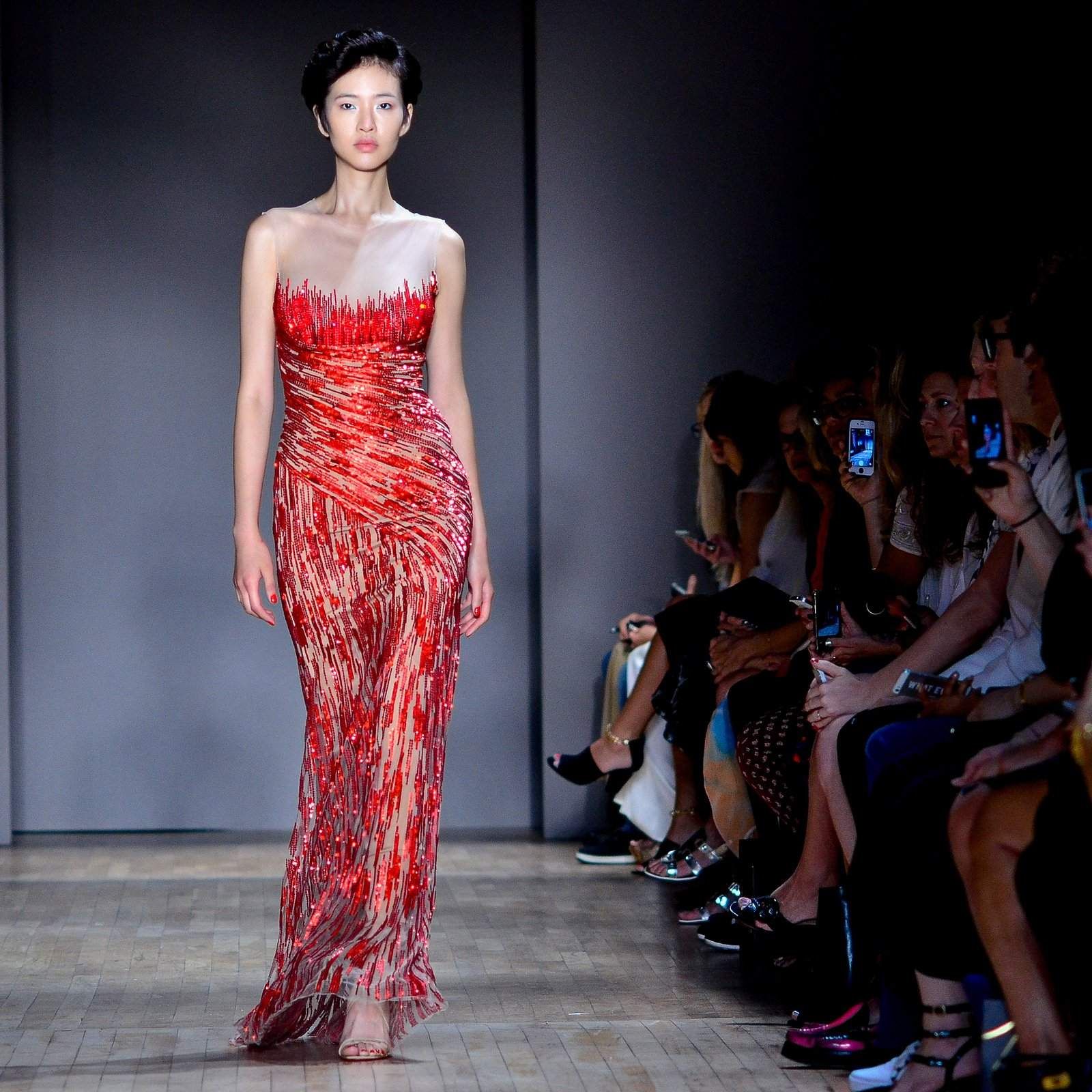 jenny packham Jenny Packham Spring/Summer Collection 2015 at NYC Fashion Week