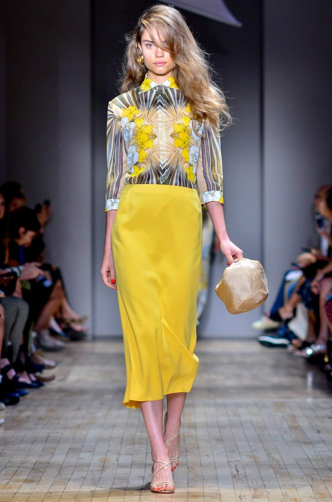 jenny packham10 Jenny Packham Spring/Summer Collection 2015 at NYC Fashion Week