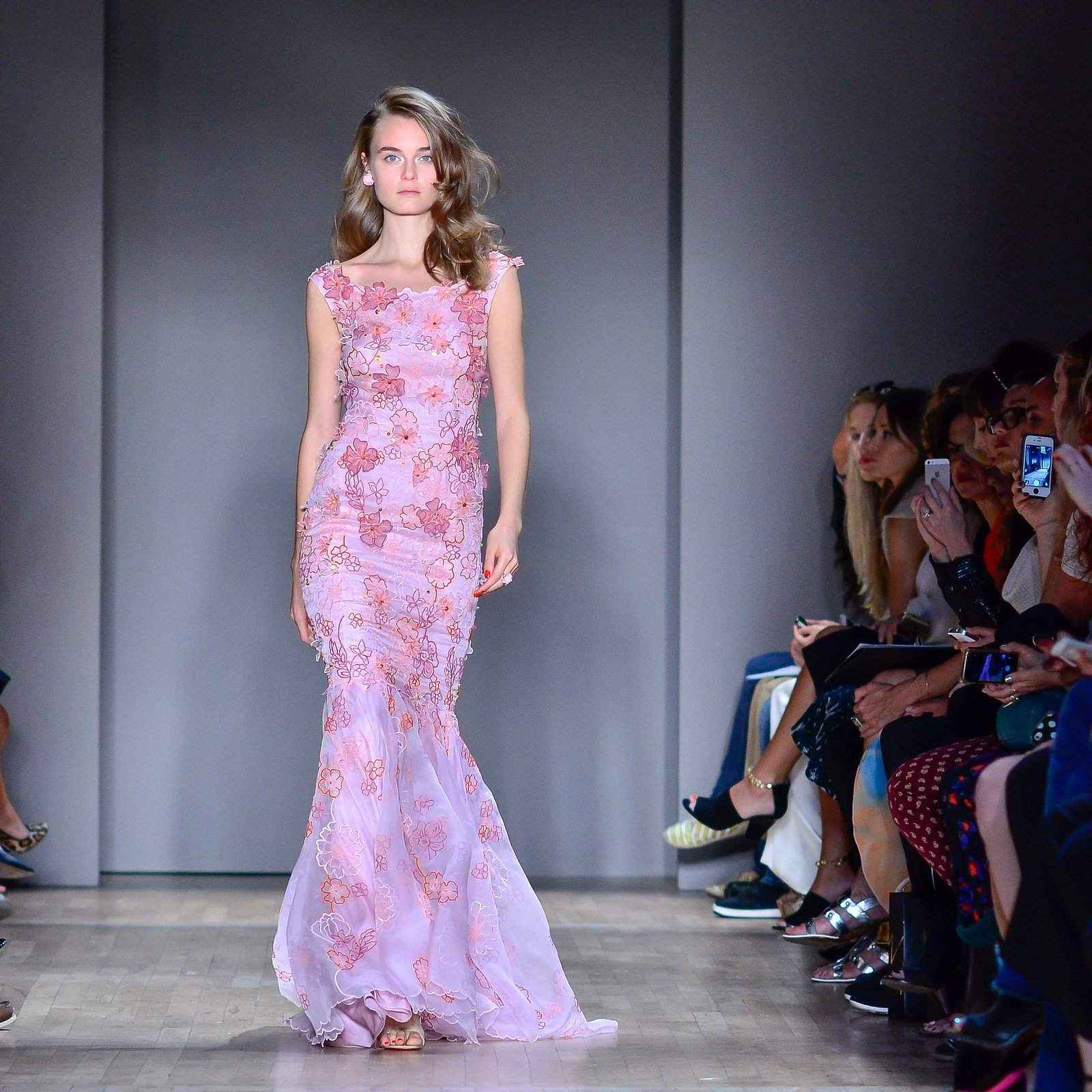 jenny packham4 Jenny Packham Spring/Summer Collection 2015 at NYC Fashion Week