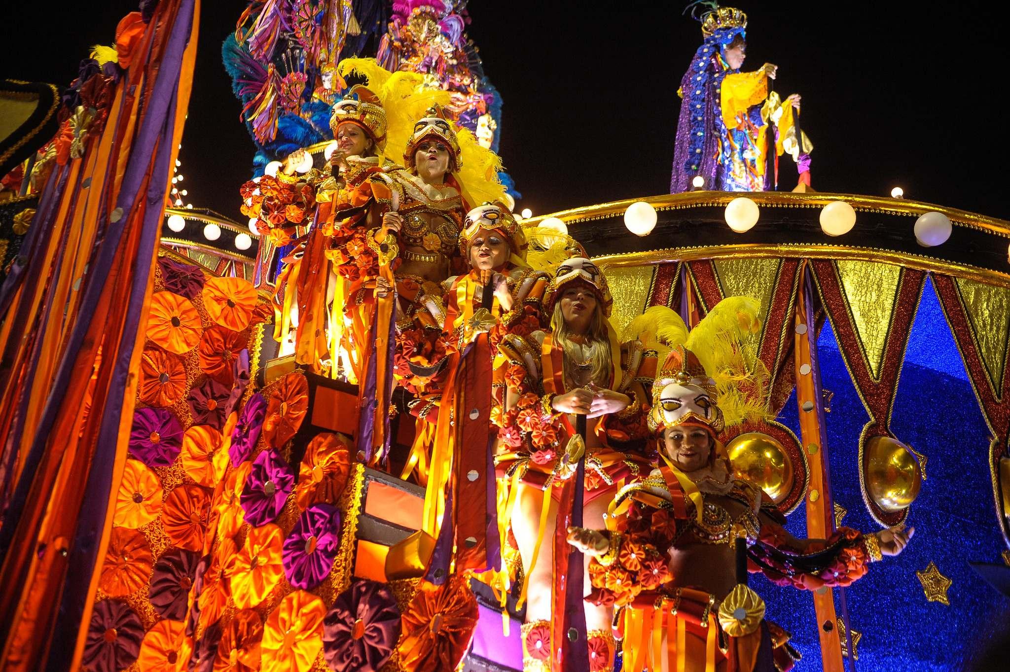 rio de janeiro 20161 Vila Isabel at Carnival in Rio de Janeiro