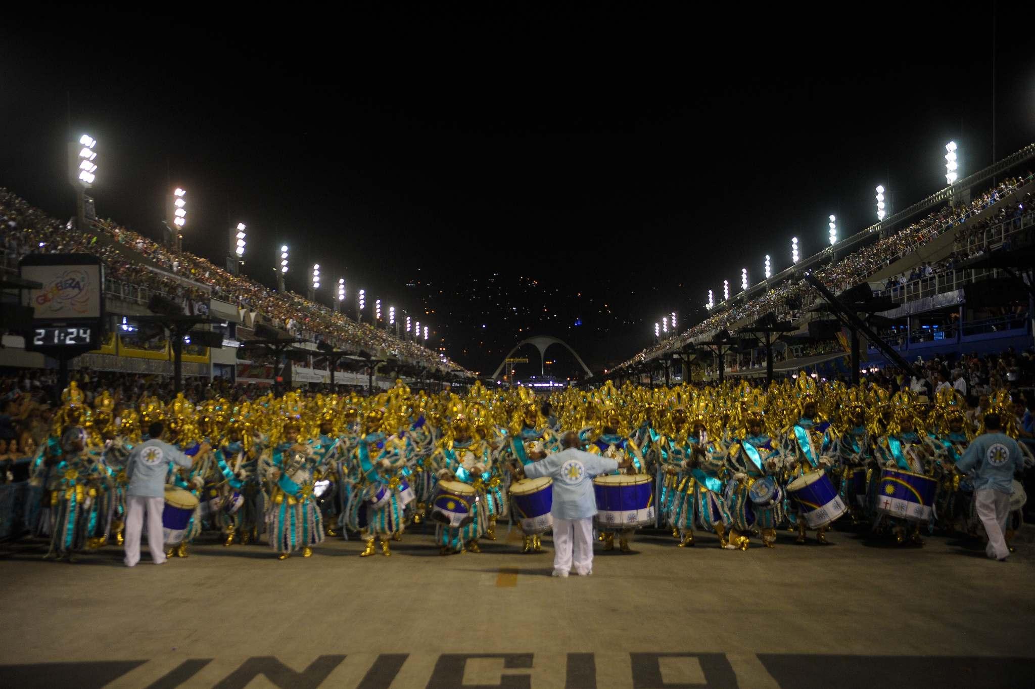 rio de janeiro 201612 Vila Isabel at Carnival in Rio de Janeiro