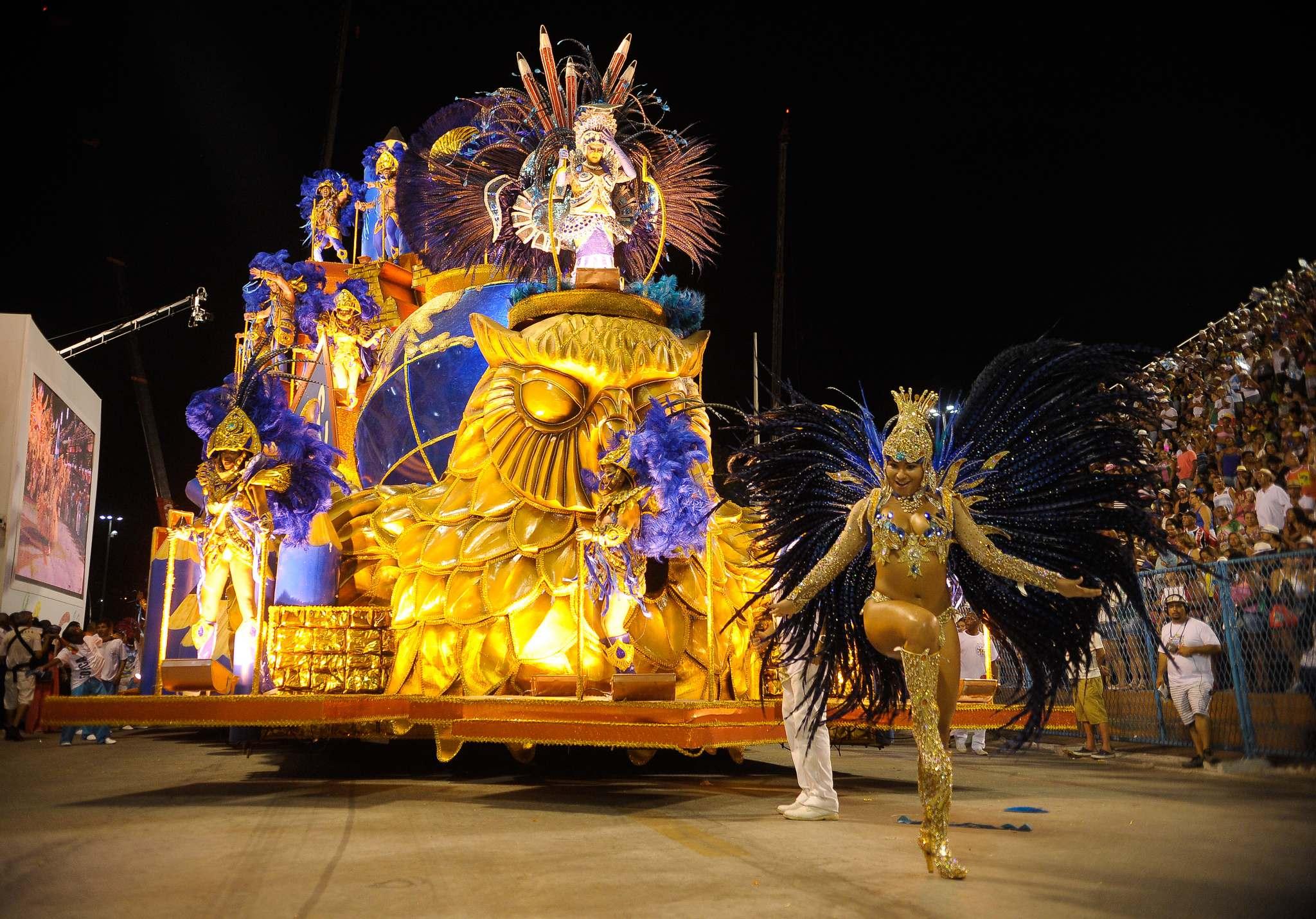 rio de janeiro 20164 Vila Isabel at Carnival in Rio de Janeiro