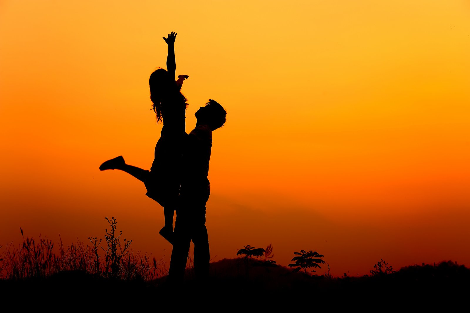 silhouette art7 Examples Of People Silhouette Photography