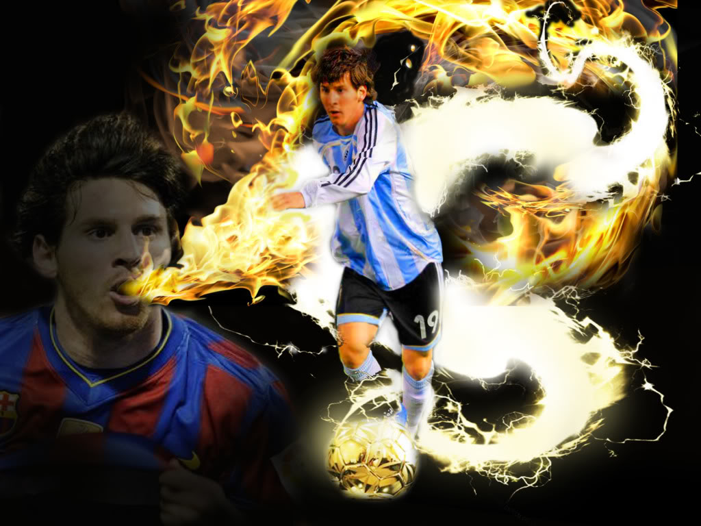 lionel messi wallpaper10 Lionel Messi Desktop Wallpapers
