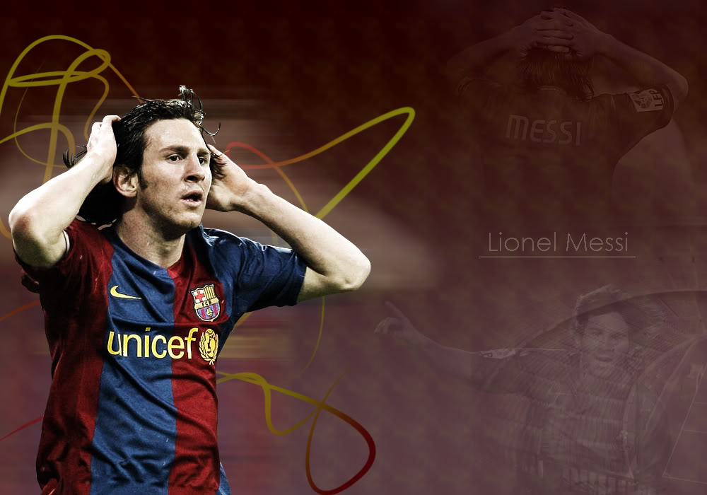 lionel messi wallpaper3 Lionel Messi Desktop Wallpapers