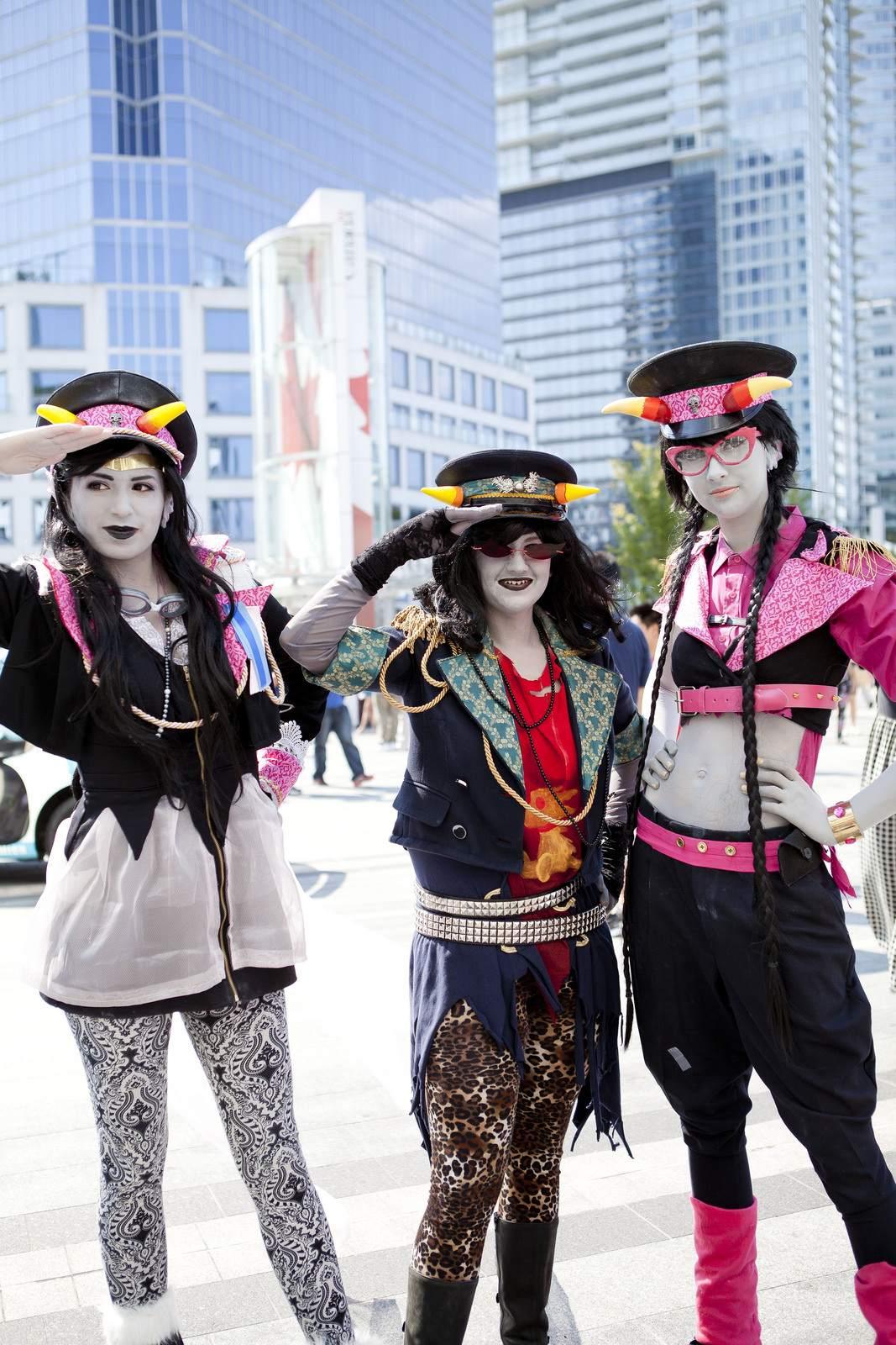 anime Anime Revolution 2014, Canada