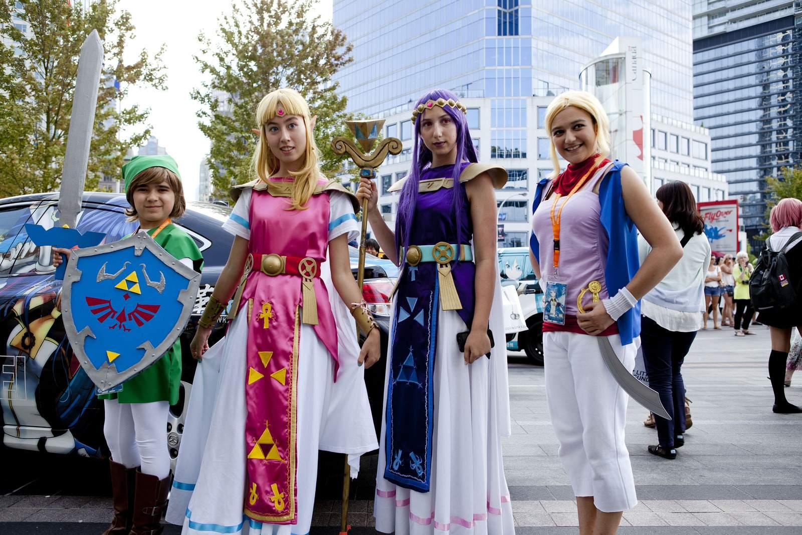 anime2 Anime Revolution 2014, Canada