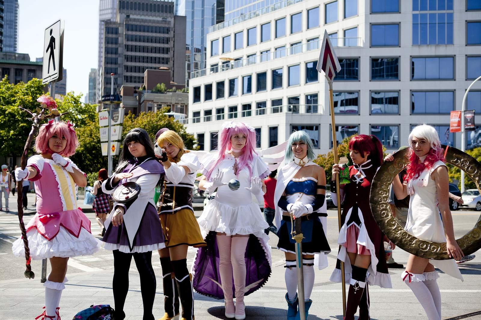 anime6 Anime Revolution 2014, Canada