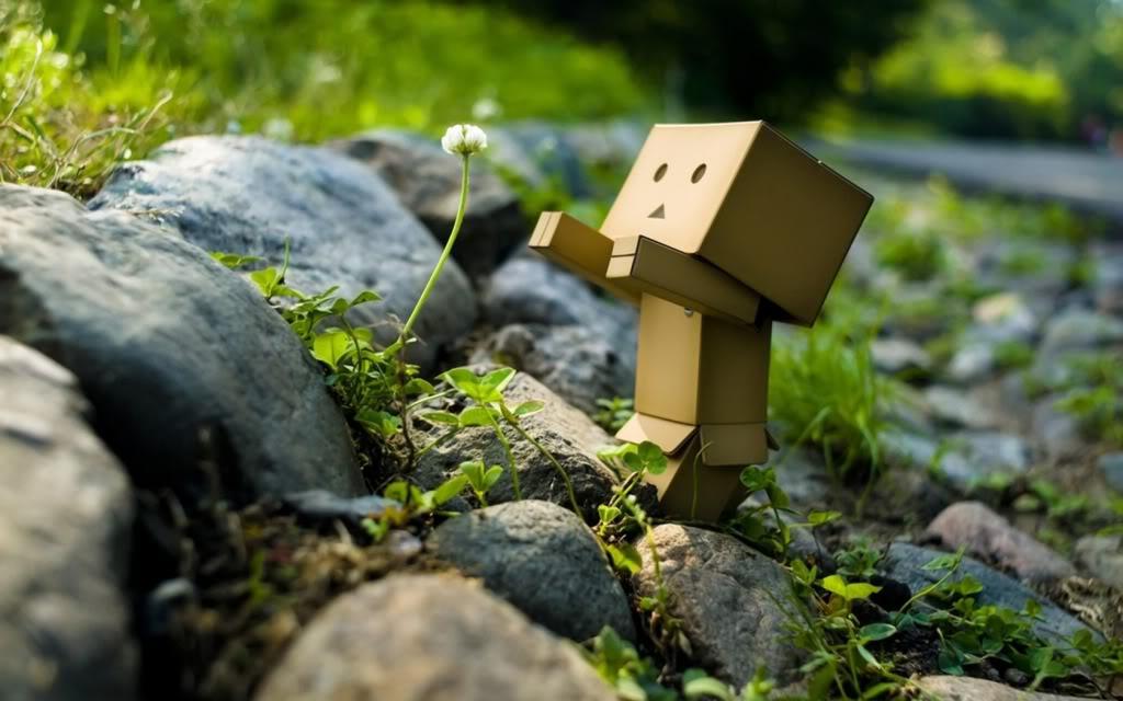 paper robot1 Funny Paper Box Robot Models