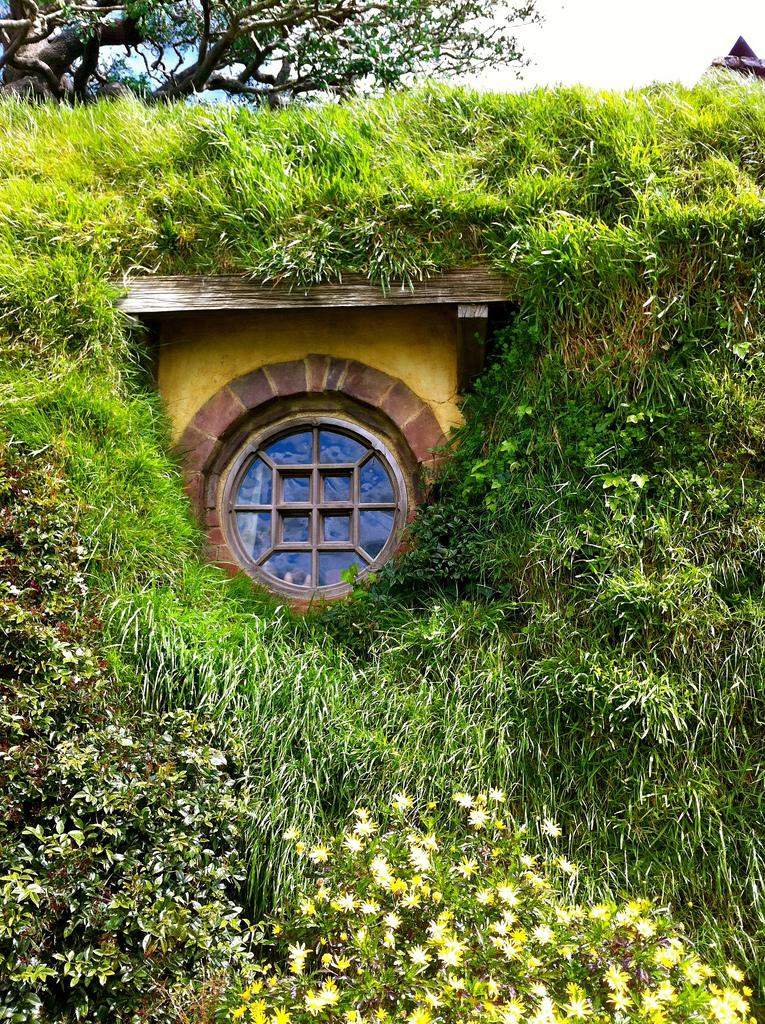 hobbiton movie set14 Hobbiton Movie Set in Matamata, North Island of New Zealand