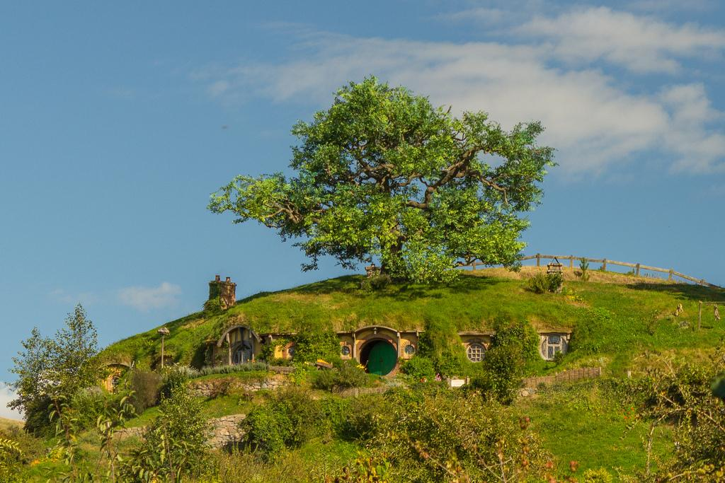 hobbiton movie set7 Hobbiton Movie Set in Matamata, North Island of New Zealand