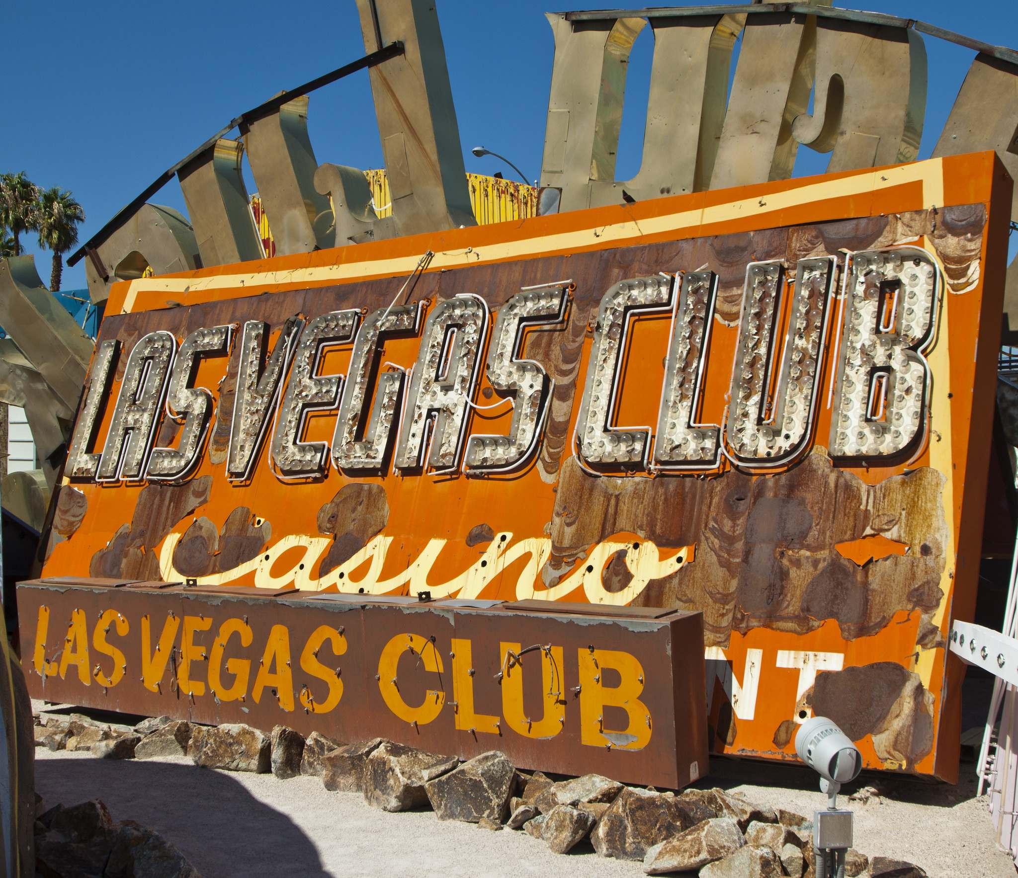neon boneyard4 Las Vegas Neon Boneyard