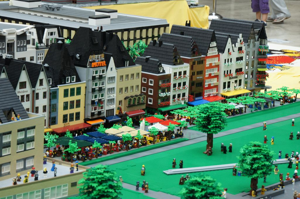 lego fan world Lego Fan World in Cologne