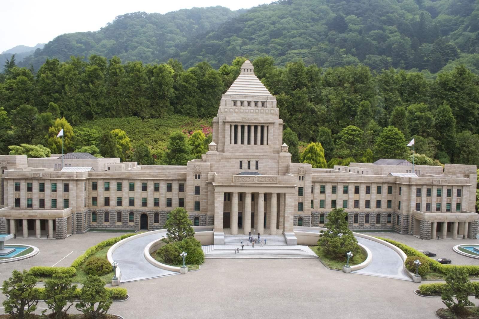tobu world square10 Miniature Park   Tobu World Square