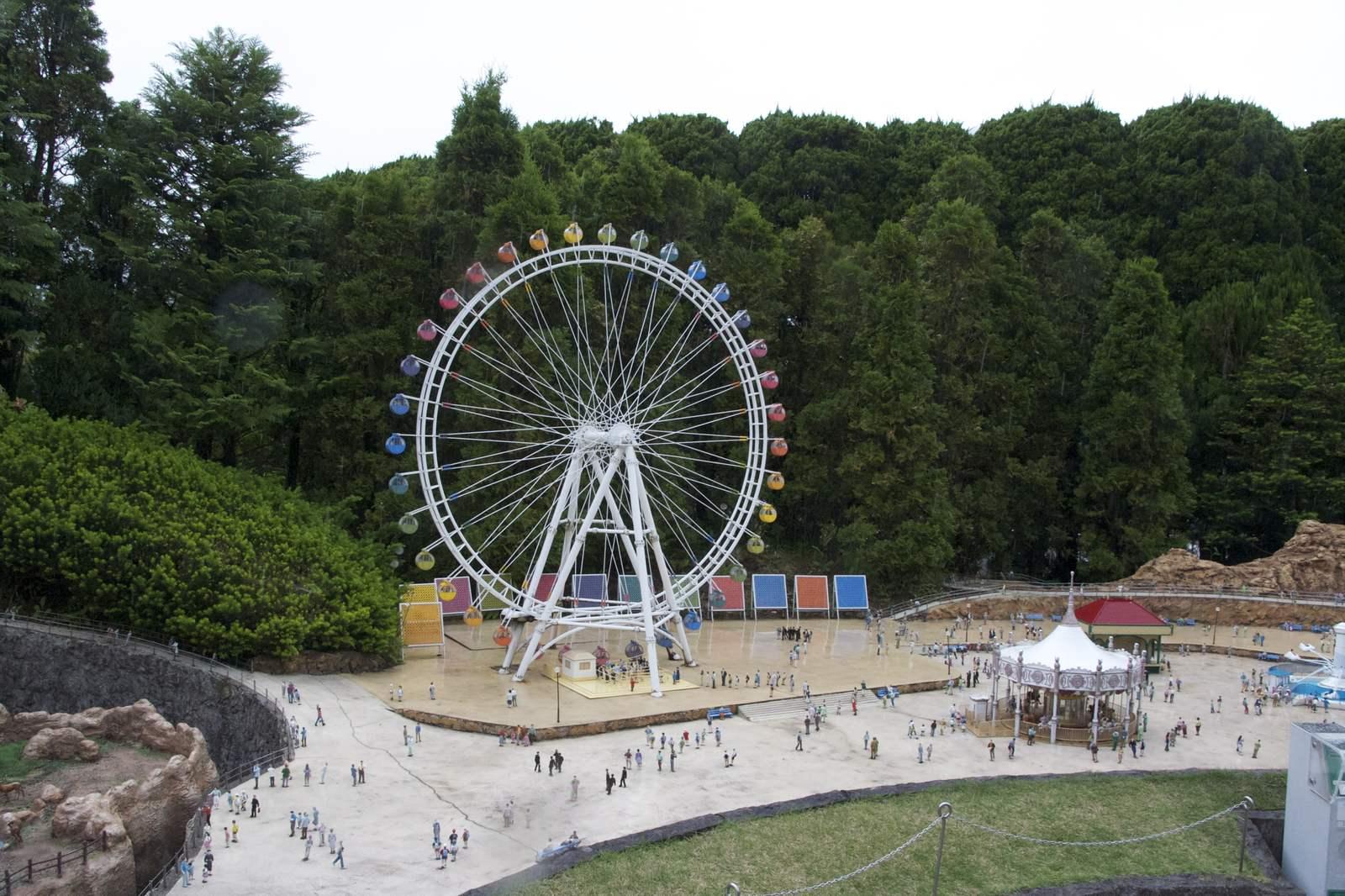 tobu world square19 Miniature Park   Tobu World Square