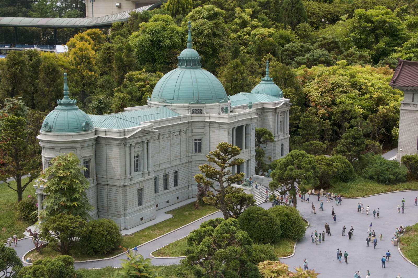 tobu world square2 Miniature Park   Tobu World Square