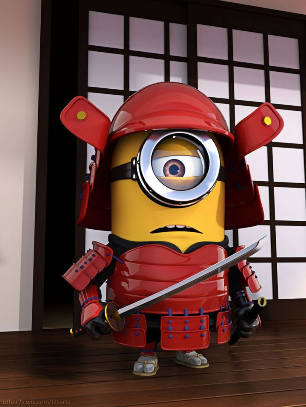 minion2 Movie Heroes as Minions