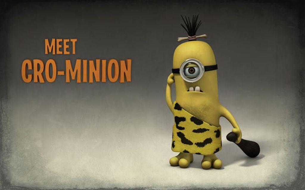 minion5 Movie Heroes as Minions