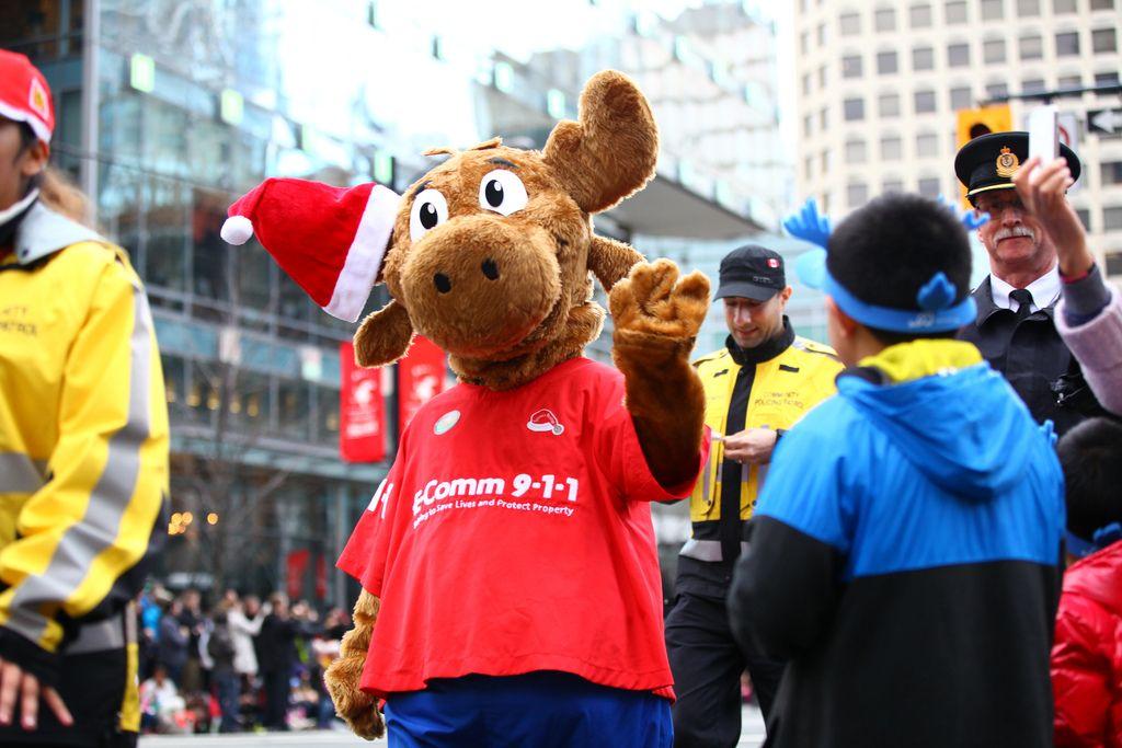 santa claus parade Rogers Santa Claus Parade