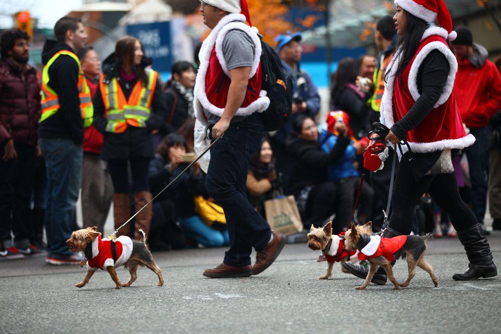 santa claus parade11 Rogers Santa Claus Parade