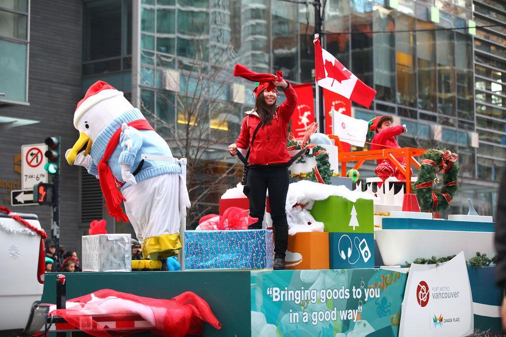 santa claus parade12 Rogers Santa Claus Parade