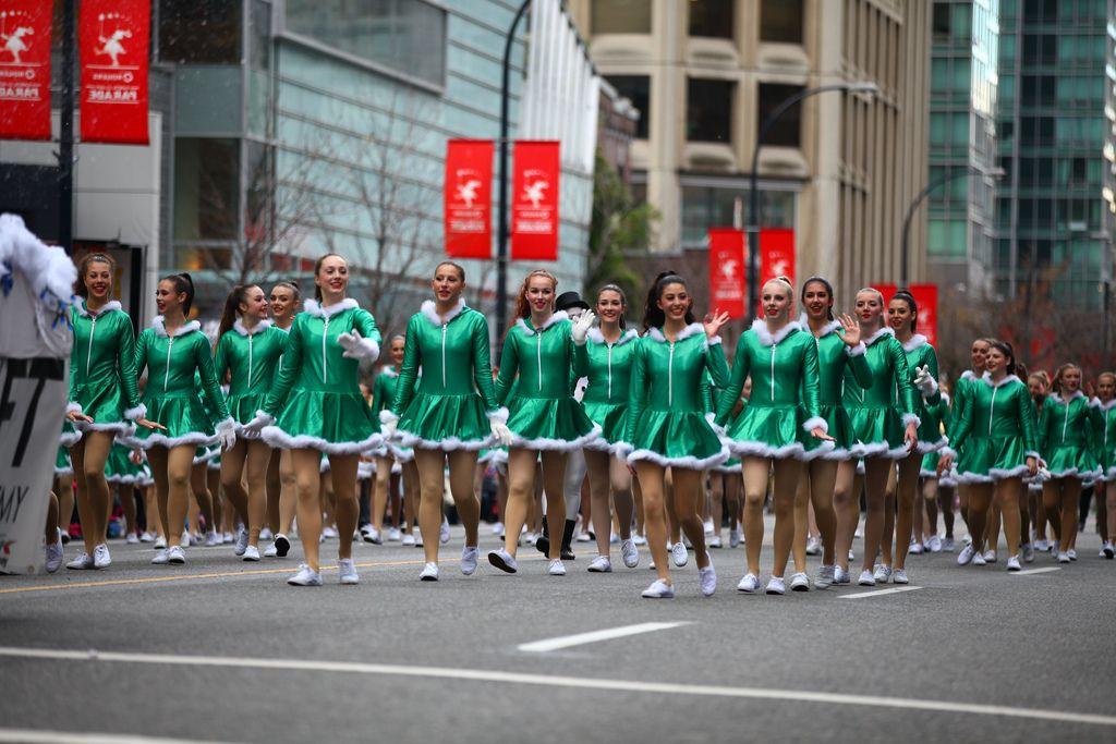 santa claus parade4 Rogers Santa Claus Parade