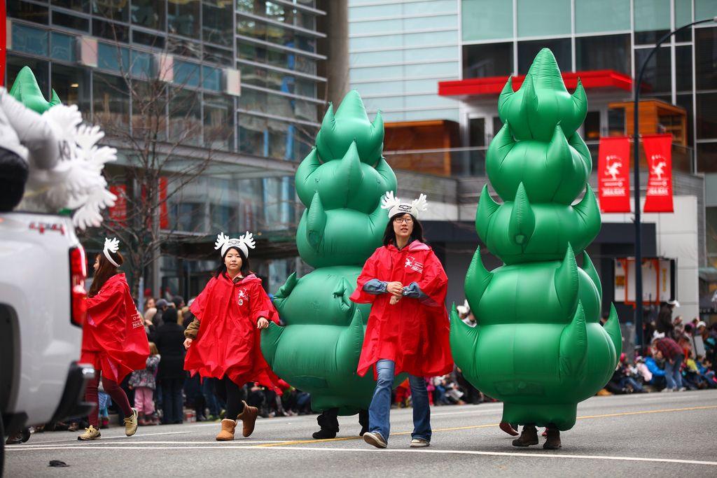 santa claus parade9 Rogers Santa Claus Parade